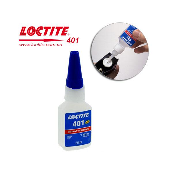 Keo dán nhanh Loctite 401