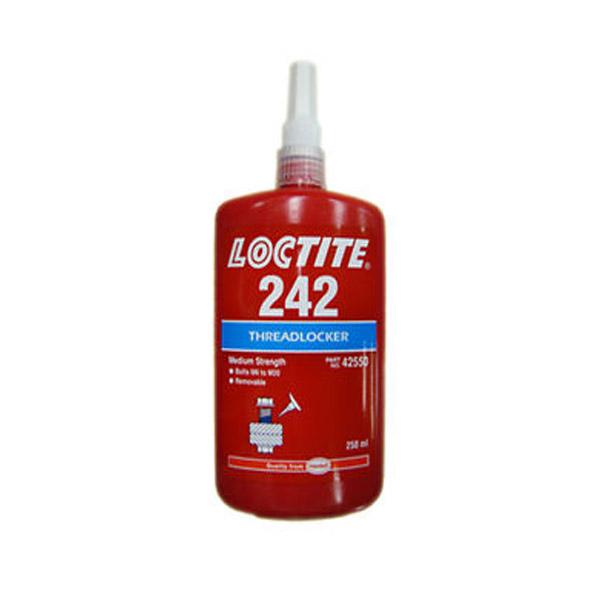 Keo khóa ren Loctite 242