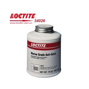 Mỡ chống kẹt dành cho tàu biển Loctite 34026