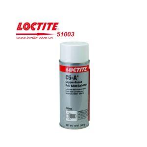Bình xịt bôi trơn chống kẹt gốc đồng Loctite 51003