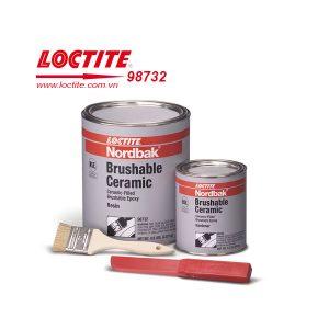 Ceramic quét bằng cọ với ma sát thấp Loctite 98732